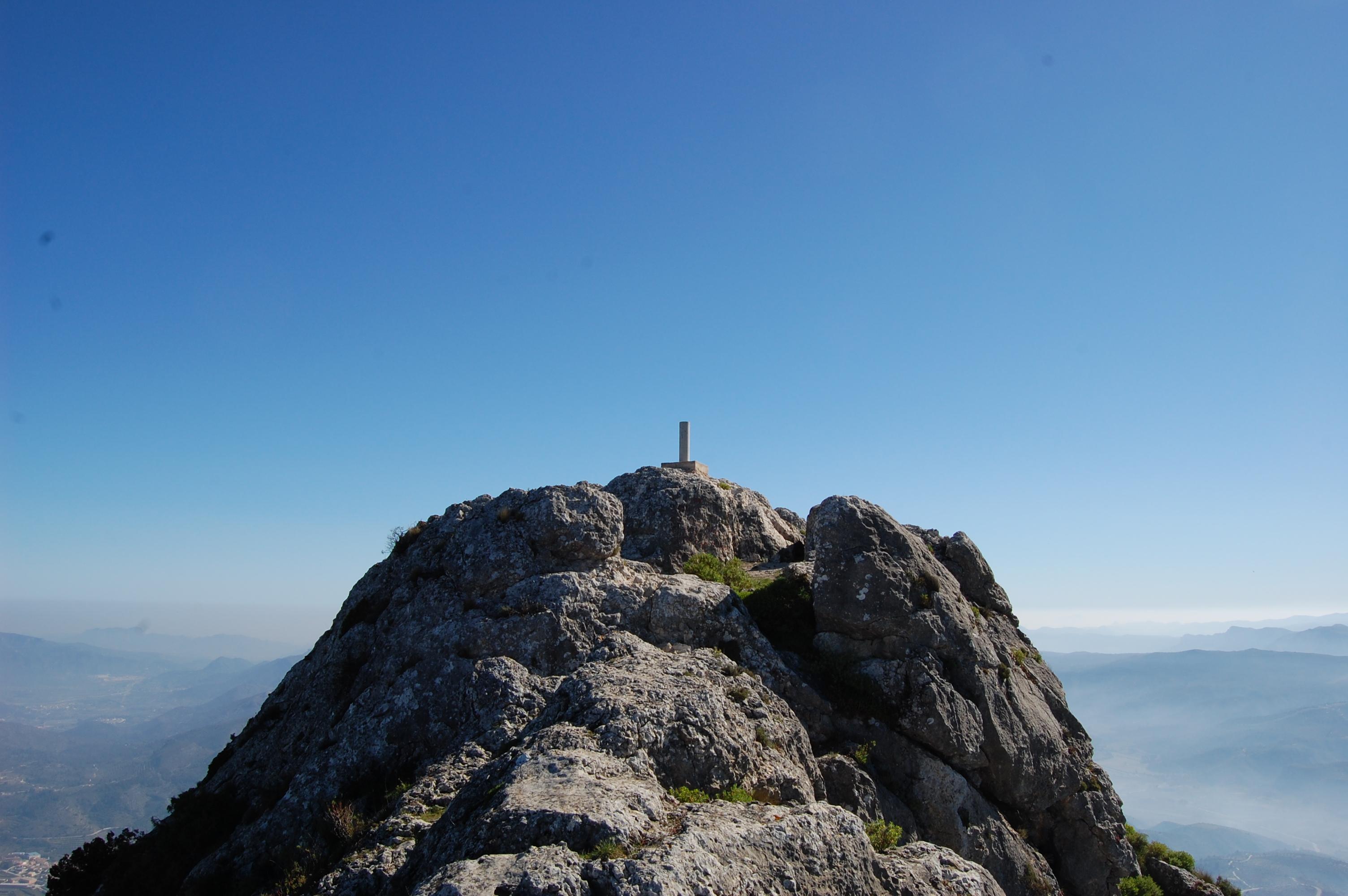 Benicadell 1105 msnm