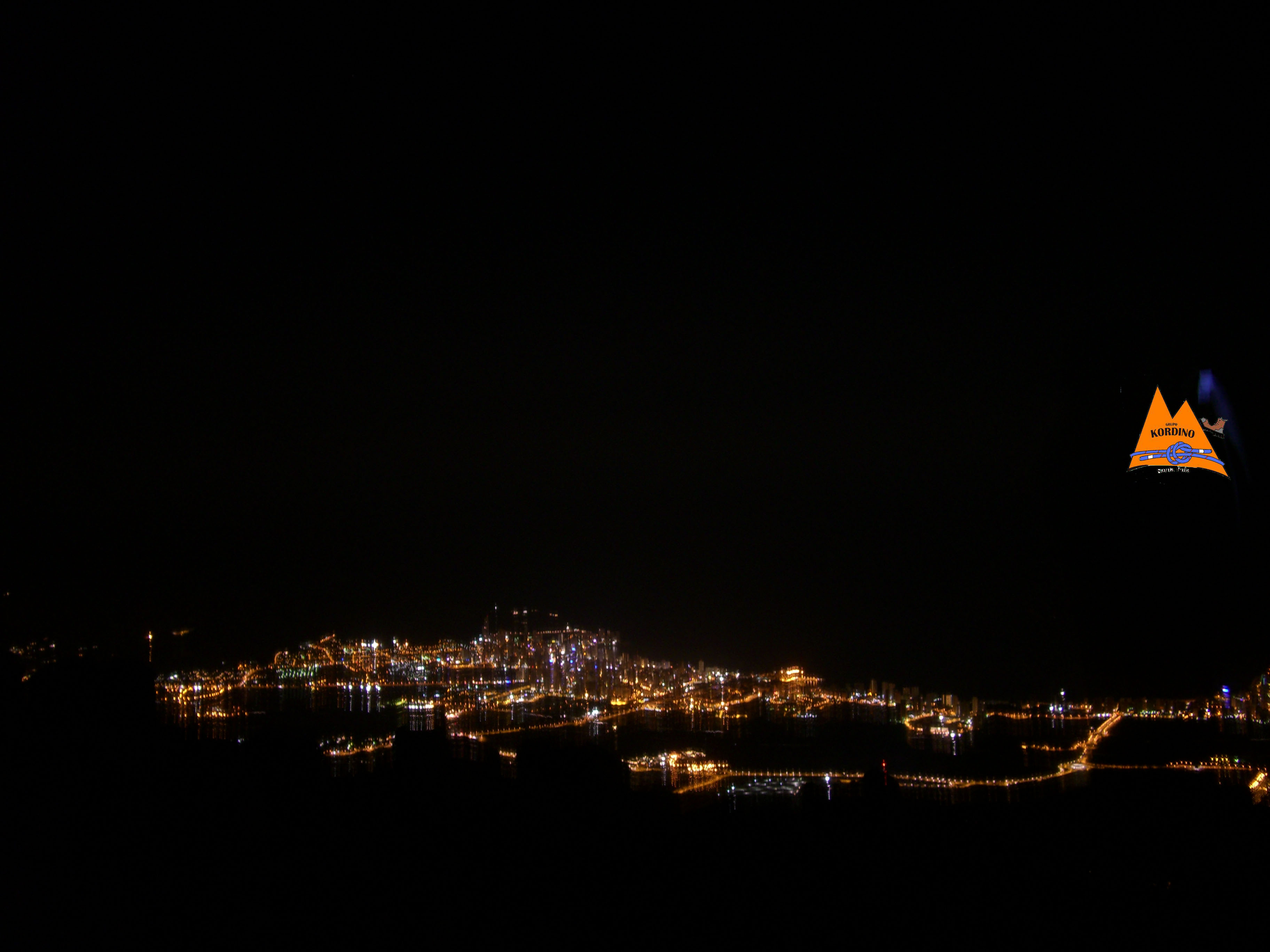 Benidorm  nocturno