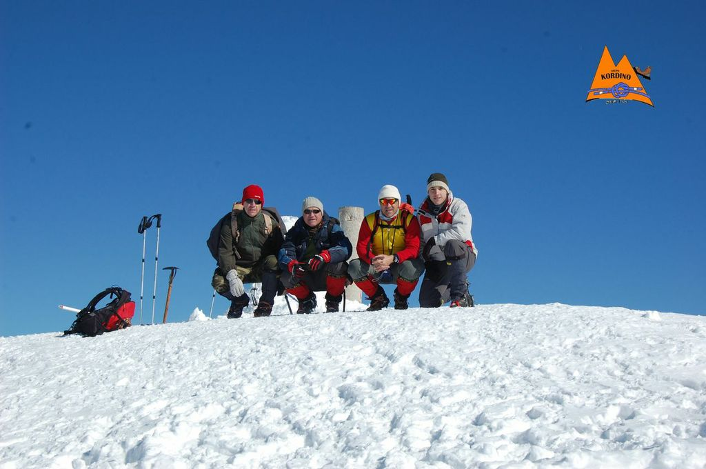 Cumbre Veleta