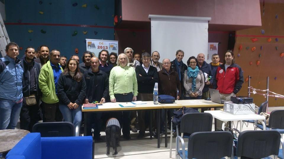 Reunión clubs de Alicante FEMECV
