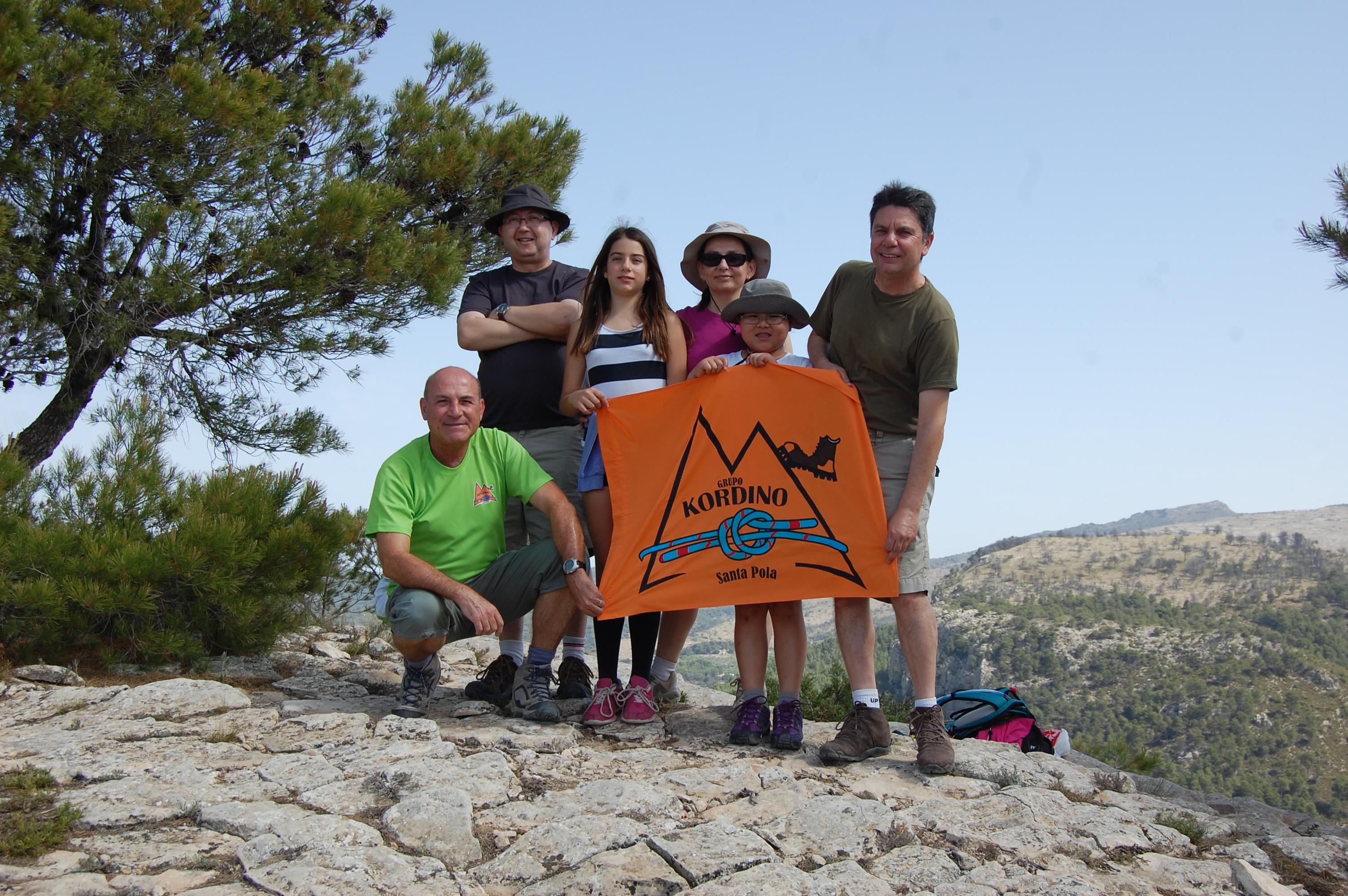 Copia de Alt de Les Pedreres 1056 msnm 8-6-2014