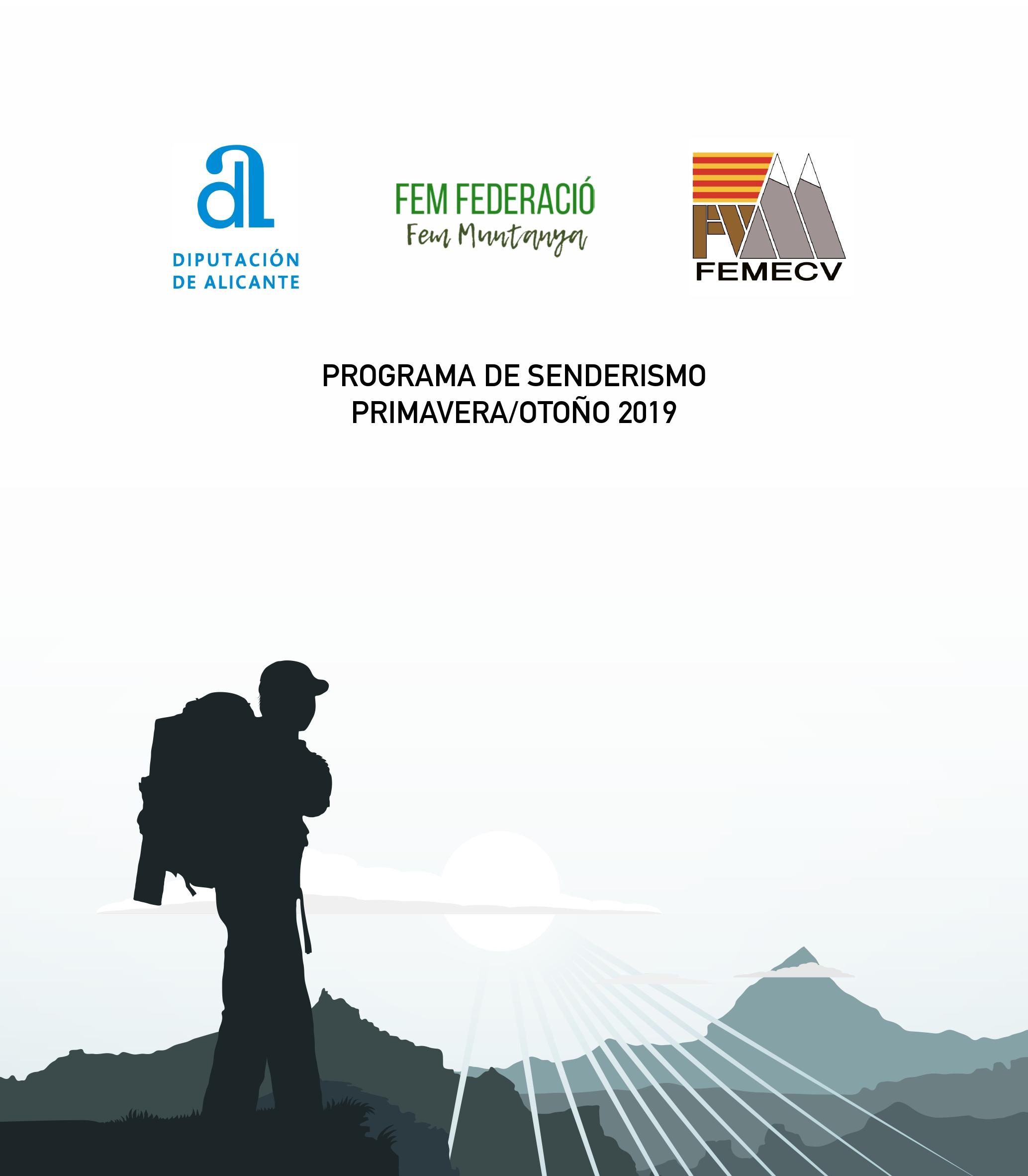 CAMINANDO CON LA DIPUTACIÓN-2019 – Grupo Kordino